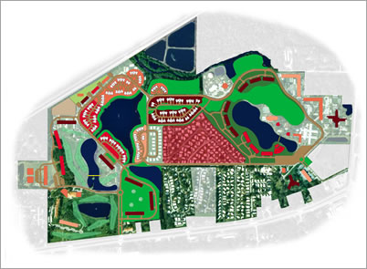 Good Samaritan Retirement Village Site Plan