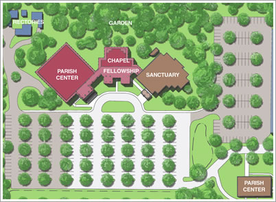 St. Francis of Assisi Site Site Plan